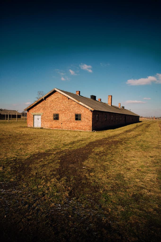 Auschwitz-Birkenau 2018
