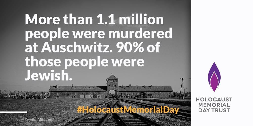 Holocaust Memorial Day Photography