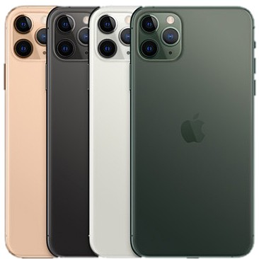 The New Apple iPhone 11 Pro and Pro Max