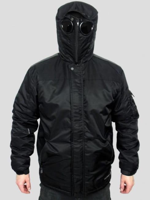 The Infiltrator Black from Location Clothing