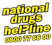 Consumer PR for the National Drugs Helpline